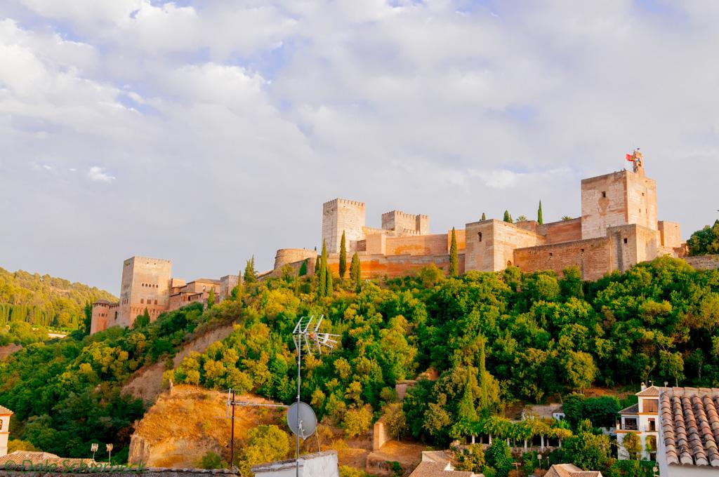 Atop Alhambra - Antenna