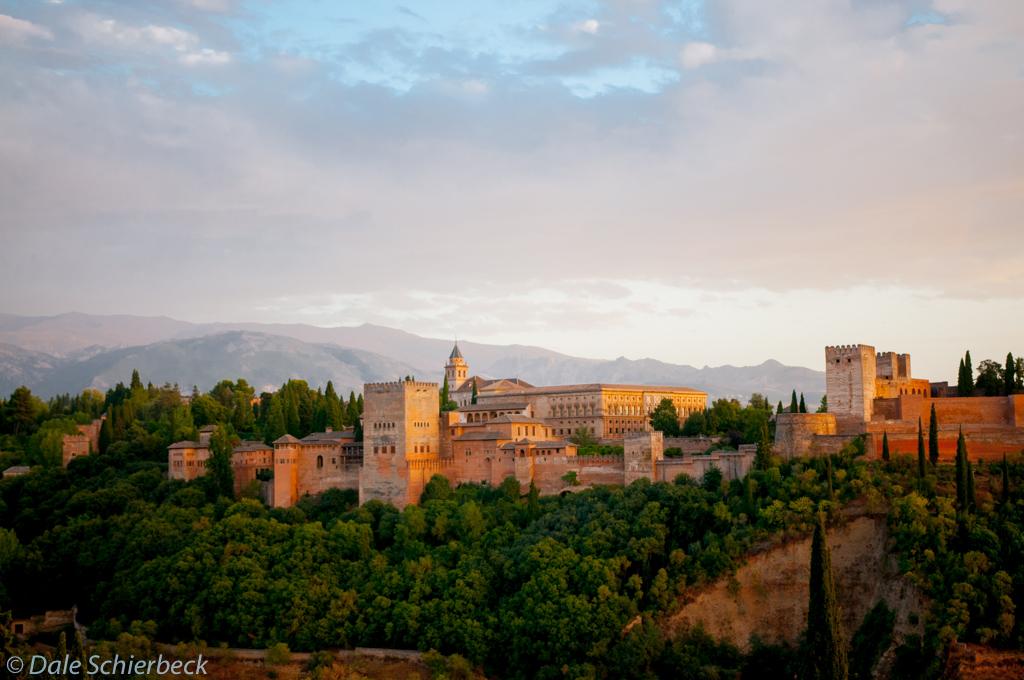 Atop Granada – Alhambra