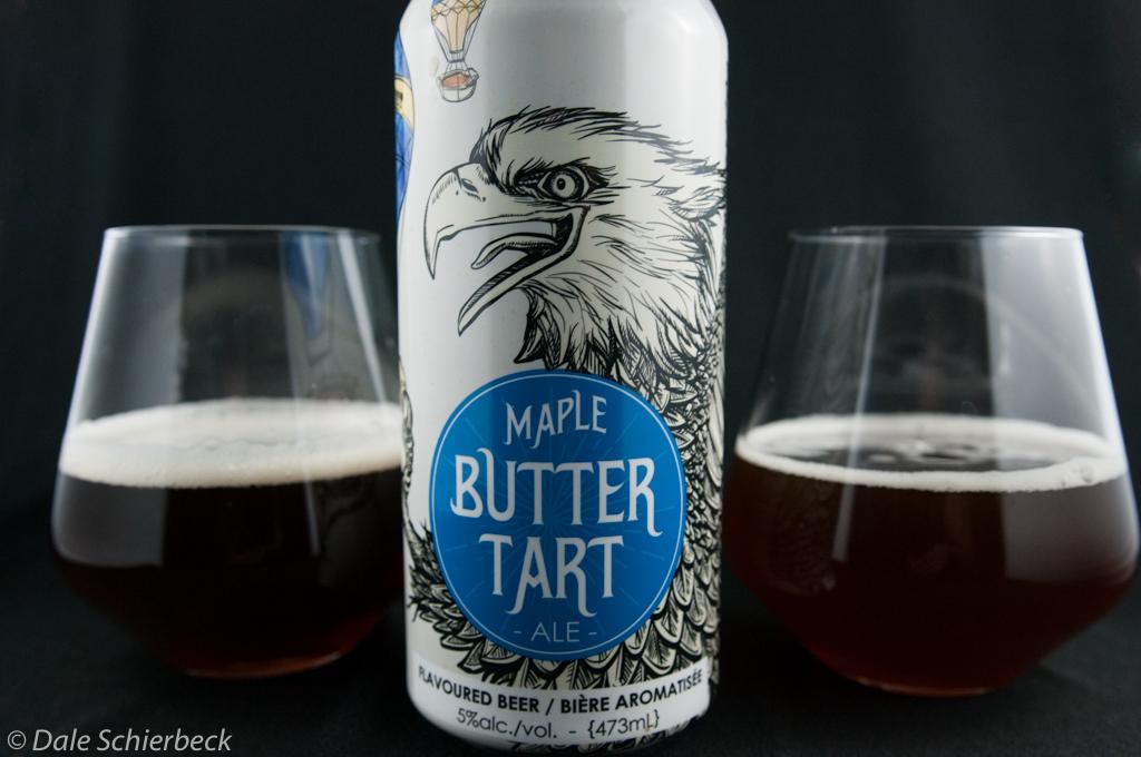 Maple Butter Tart Ale | Flavoured | Midland's Best (Sawdust Brewery)