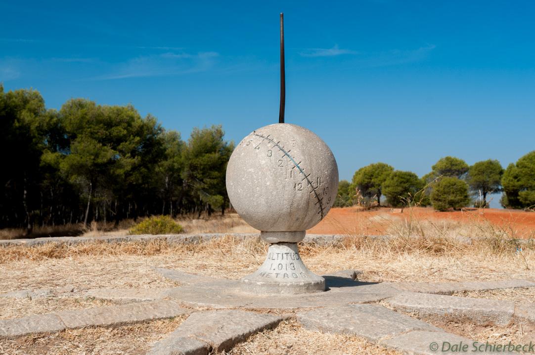 Granada Sundial