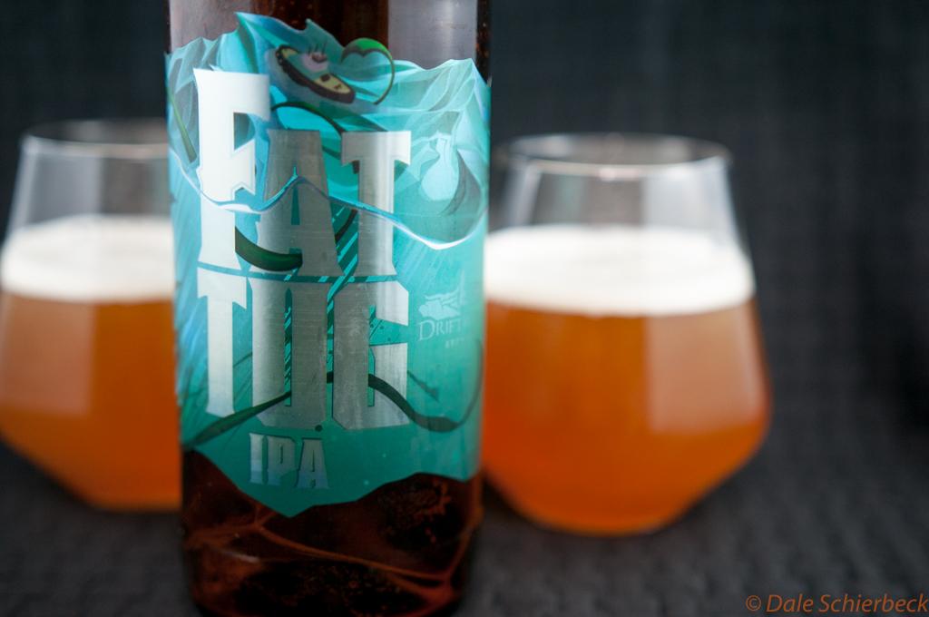 Fat Tug | IPA | Driftwood Brewery