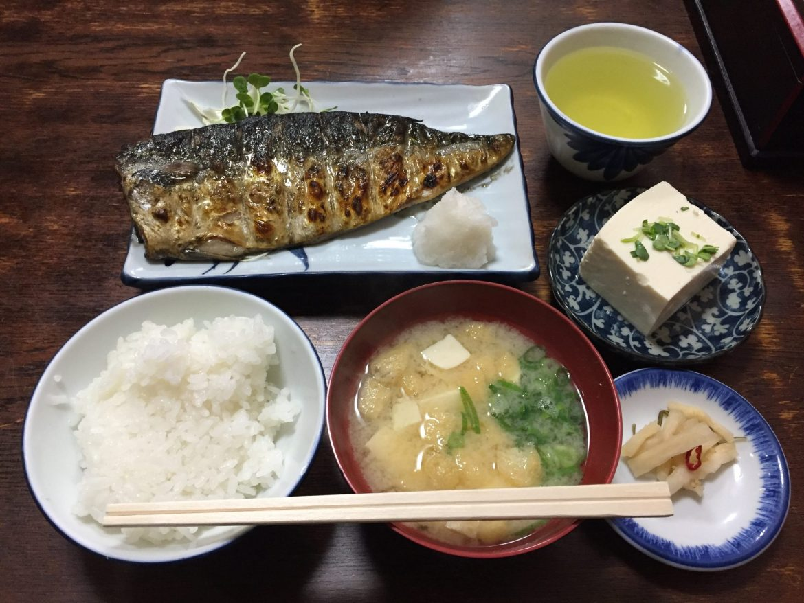 A Mackerel In Fukuoka Changed My Life