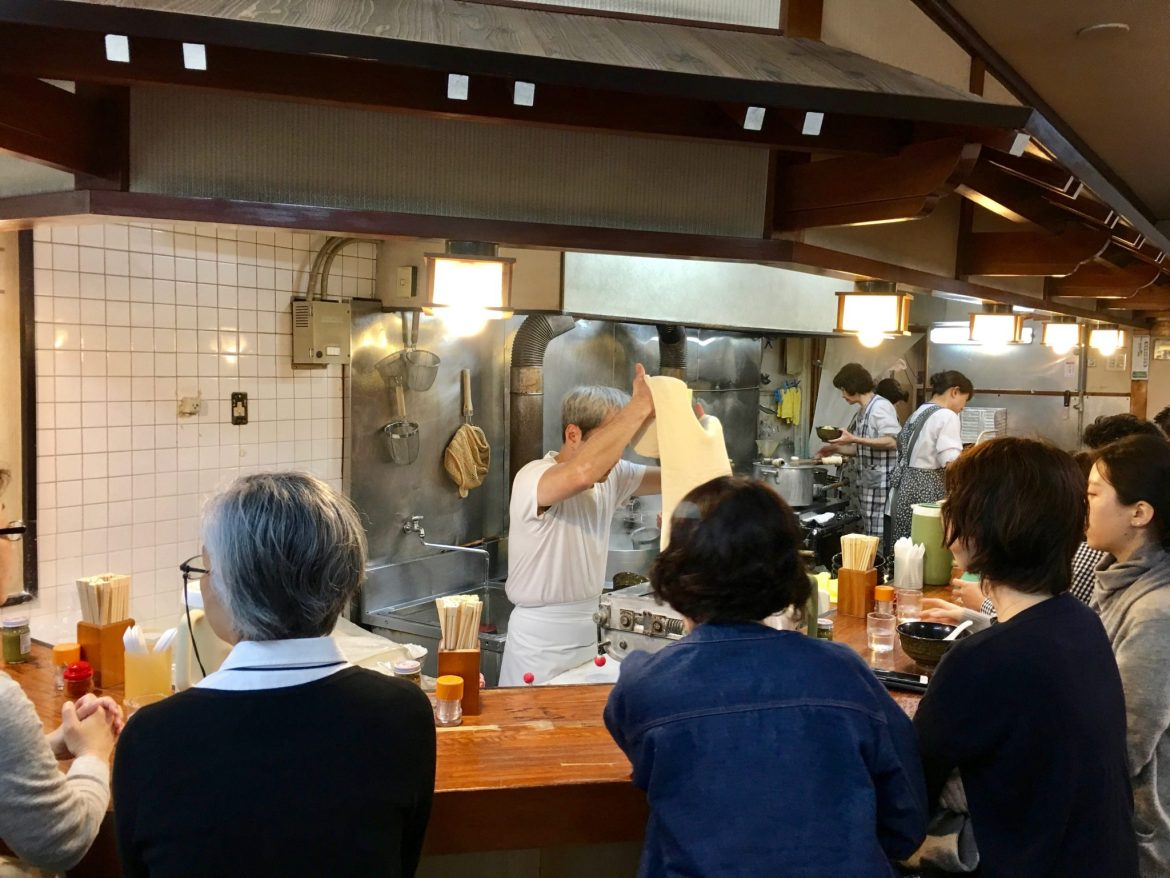 Udon: Fukuoka's Other Great Noodle
