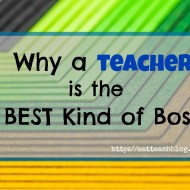 Five Reasons Why Being a Teacher Makes You The BEST Kind of Boss