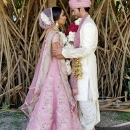 #VClaimsHems: Hema and Vedant's Wedding Weekend