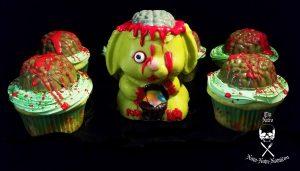 bunnies and cupcakes