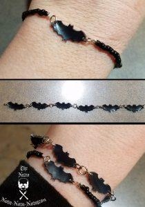 bats as bracelets