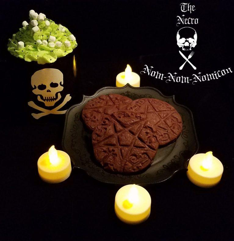 penta grahams with haunted hot chocolate