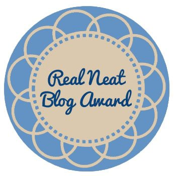 Image result for a real neat blog award