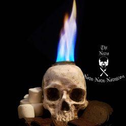 Halloween DIY: Necro-Crafting a Tabletop Hellfire Pit