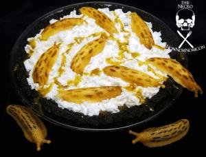 Banana slug pie