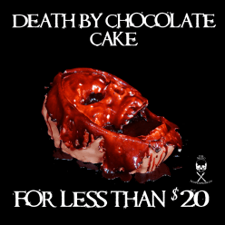 death by chocolate cake hero image