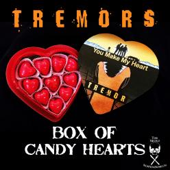 Tremors box of candy hearts recipe