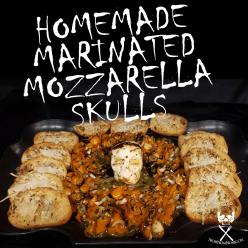 mozzarella skulls