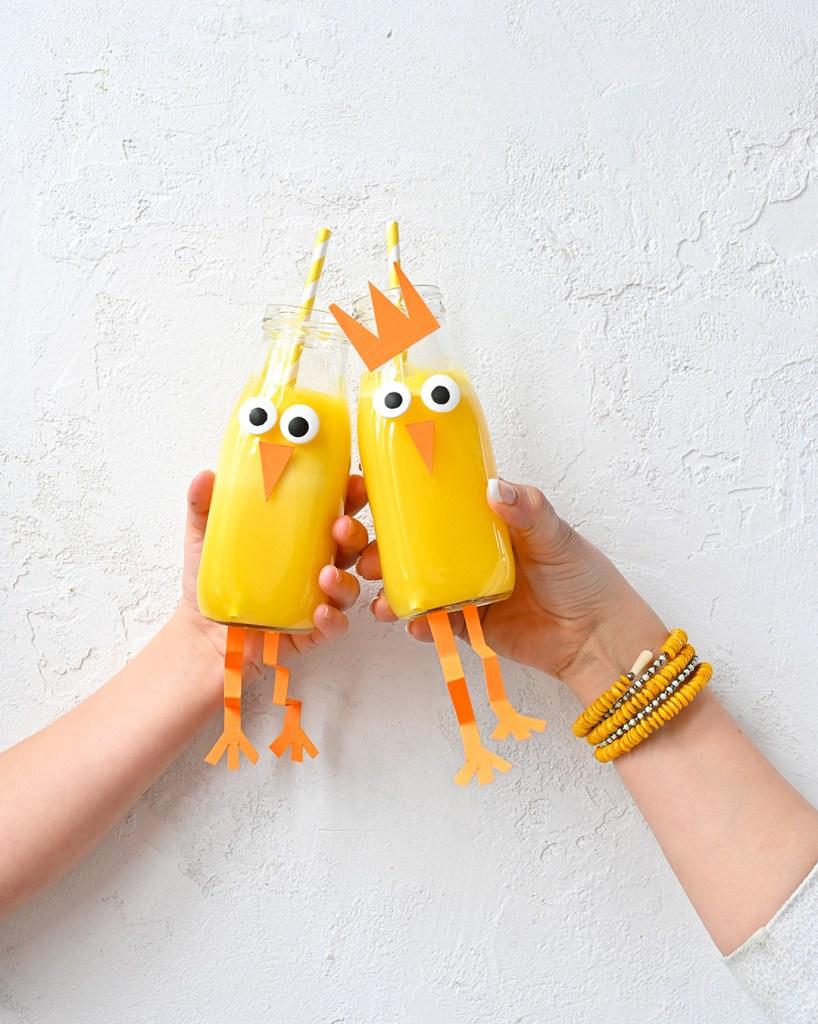 Super Yellow Juice