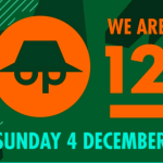 The Operatives present 'We Are 12', an all-day warehouse party