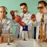 Cookin' On 3 Burners take you back to science class with their new collaboration with Emmi on 'Real Life Baby'