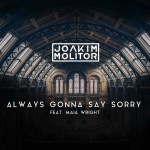 Swedish producer Joakim Molitor collaborates with Maia Wright on his new electro-pop offering 'Always Gonna Say Sorry'