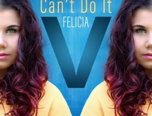 Felicia V explores feeling lucky inside yourself, in your mind and in your heart in her new single