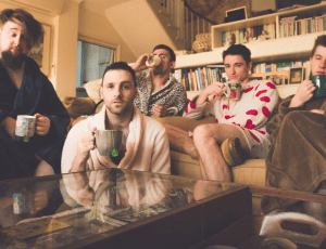 Sydney's Mercury Sky release the second track off their sophomore EP 'Infra' – out this Friday