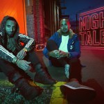 Night Tales showcase a diverse range of dance floor focused music in their first collaboration on 'Move You'