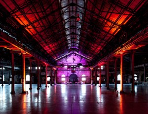 The Presets, Bag Raiders, Kilter, Nyxen & Lucy Cliché front The Warehouse Collective