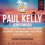 Paul Kelly, Kingswood, Harts, Angie McMahon and more front Sea N Sound Festival 2018