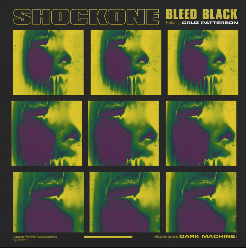 'Bleed Black (feat. Cruz Patterson)' - ShockOne
