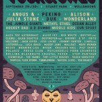 Alison Wonderland, The Jungle Giants, Hockey Dad, E^ST, Peking Duk and many others front Yours & Owls Festival 2018
