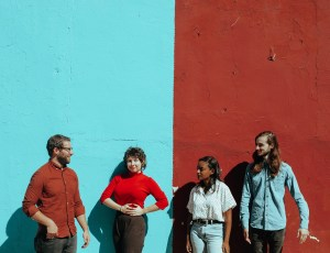 """Forever Honey explore being in a fun and spontaneous, but otherwise emotionally imbalanced relationship in their first single """"Christian"""""""