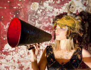 """MALKA explores not conforming and not standing in line in her new album, """"I'm Not Your Soldier"""""""