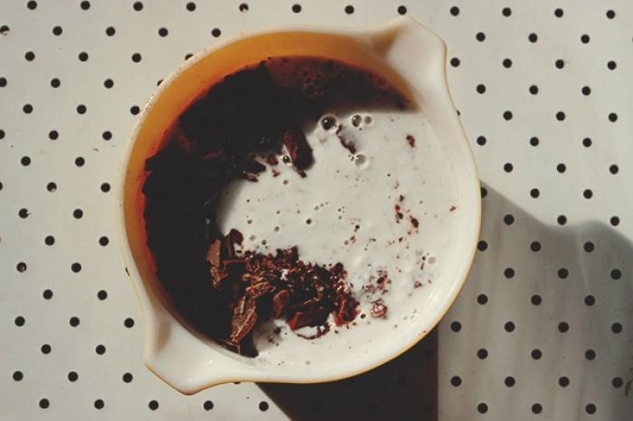 Chocolate Macadamia + Coconut Tart – Eat This My Friend