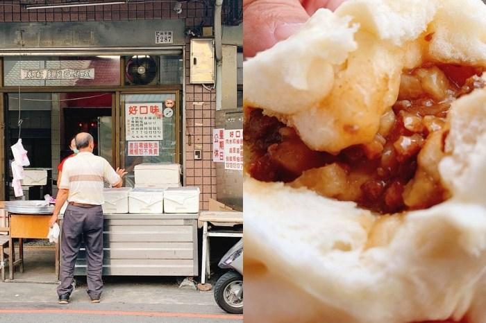 好口味包子|嘉義東門圓環的古早味美食,包子是鎮店招牌,水晶餃也很好吃!