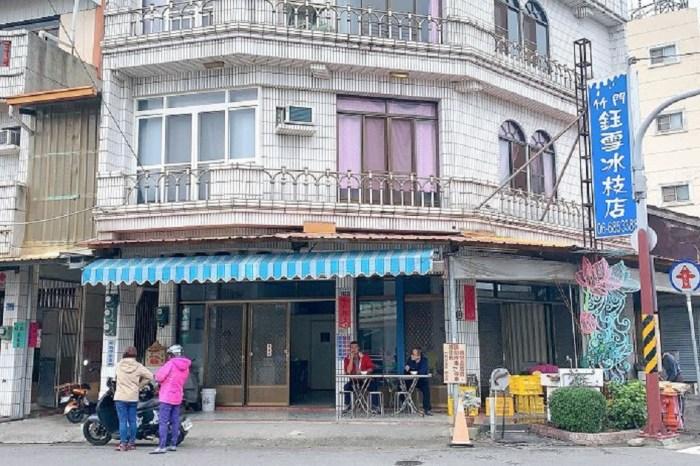 竹門鈺雪冰枝店|古早味的香蕉冰,各種冰品便宜又不錯吃,有去台南白河區可也順便轉過去吃 !