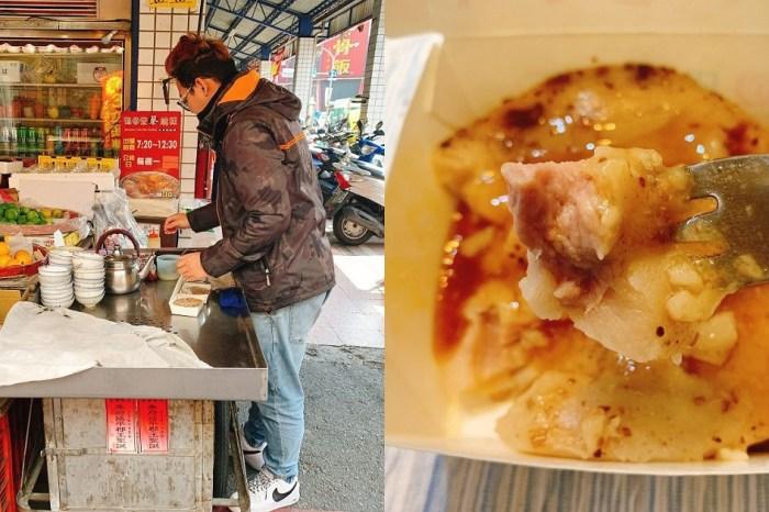 鴨母寮(武廟)蔡家碗粿|鴨母寮市場美食推薦,古早味Q彈米香碗粿!
