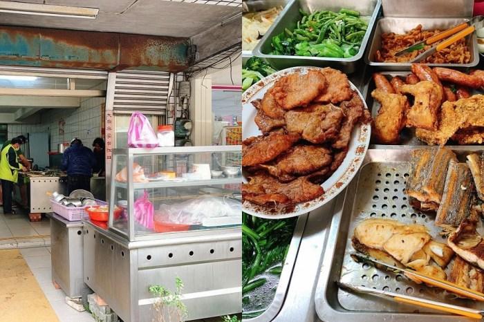 國安街宗和便當|沒有招牌的在地人早午餐便當店!