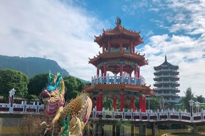 白河大仙寺|關子嶺群山的尾閭,古色古香的殿堂,承襲中國佛寺建築的傳統!