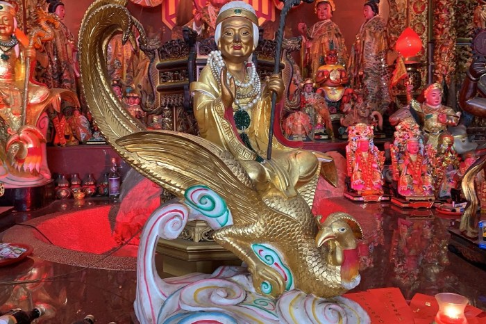南化葫蘆山驪山老母宮 南化烏山風景區寺廟參拜一日遊!