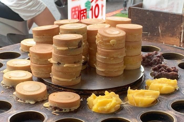 3Q紅豆餅|銅板價格親民,皮薄餡多台南下午茶!