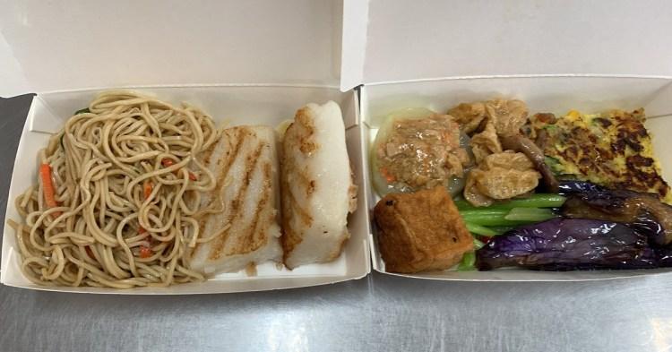 素食中餐自助餐 台南素食美味自助餐,超好吃平價素食便當!