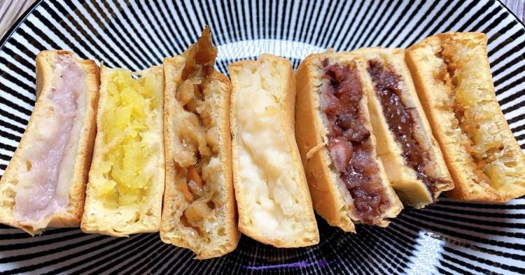 陳媽媽紅豆餅 8種口味一律8元!嘉義超高CP值紅豆餅!