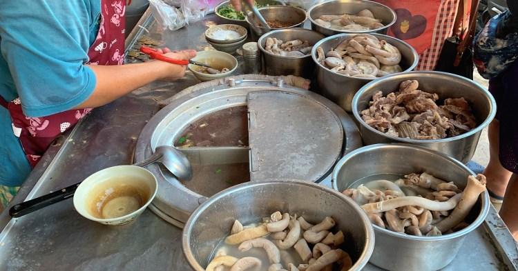 國際豬血湯 嘉義傳承一甲子在地美食,嘉義早餐跟著在地人吃就對了!