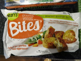 Veggie BItes (GF, Vegan)