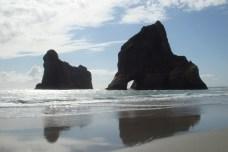 Wharariki Beach, Farewell Spit