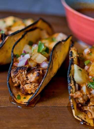 Crockpot Pork Tacos