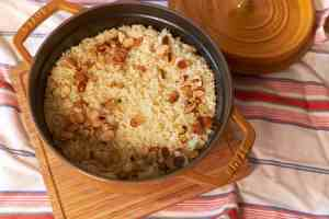 Butter Couscous