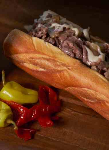 Ultimate Cheesesteak