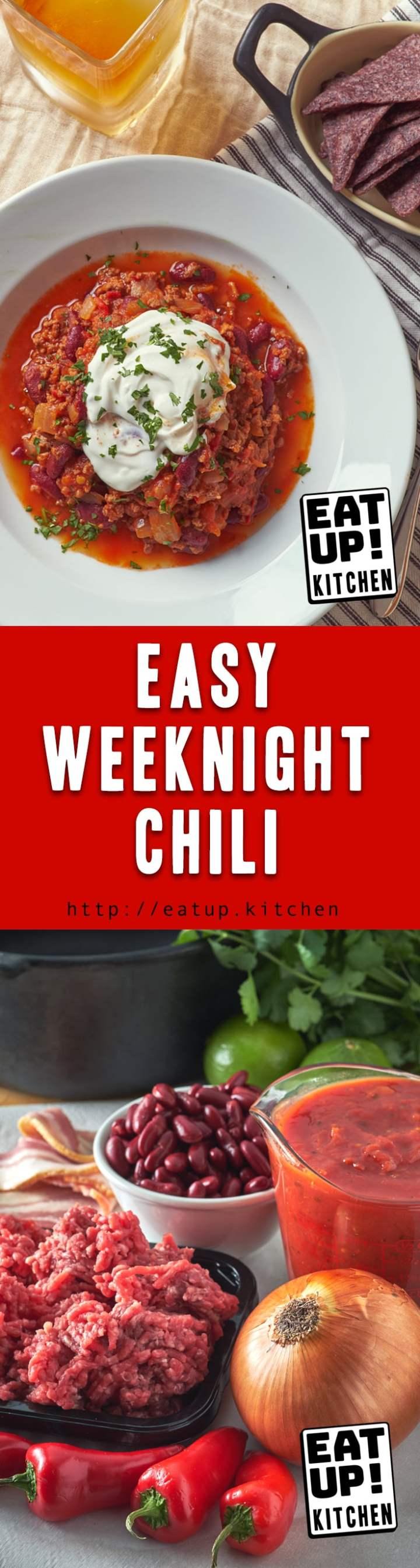 Easy Weeknight Chili