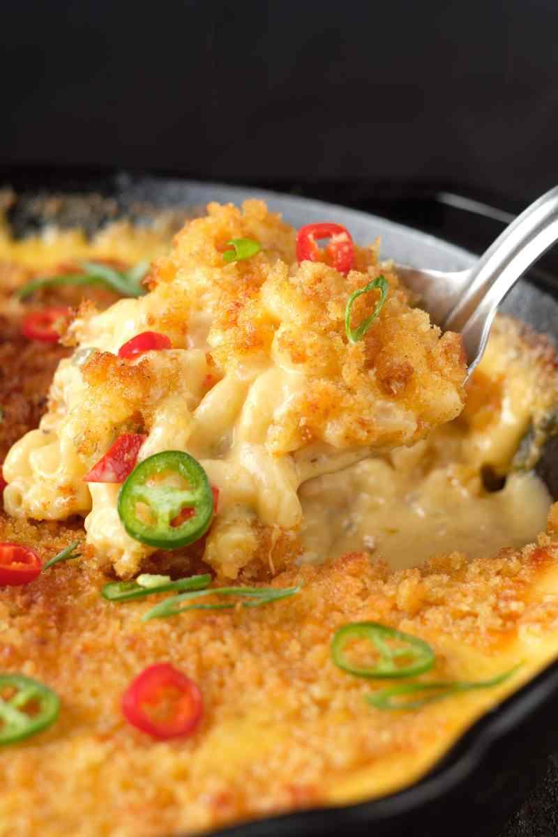 Jalapeño Mac & Cheese