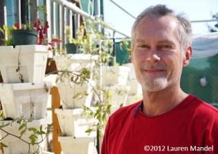 """Open-Air Hydroponics"" - I Grow My Own Veggies, FL || (c)2012 Lauren Mandel"